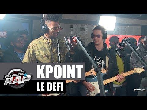 Le défi de Kpoint #PlanèteRap