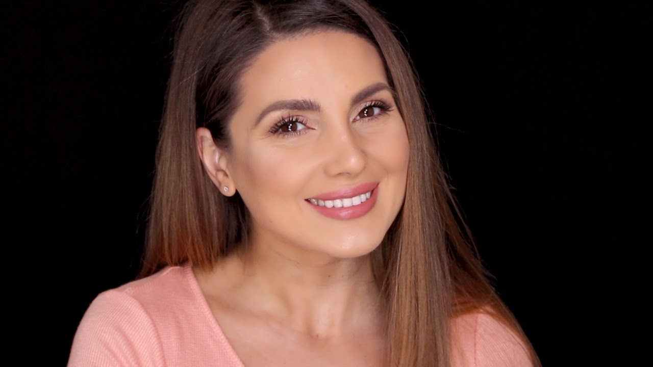 BASIC MAKEUP LOOK TO BOOST YOUR CONFIDENCE   ALI ANDREEA