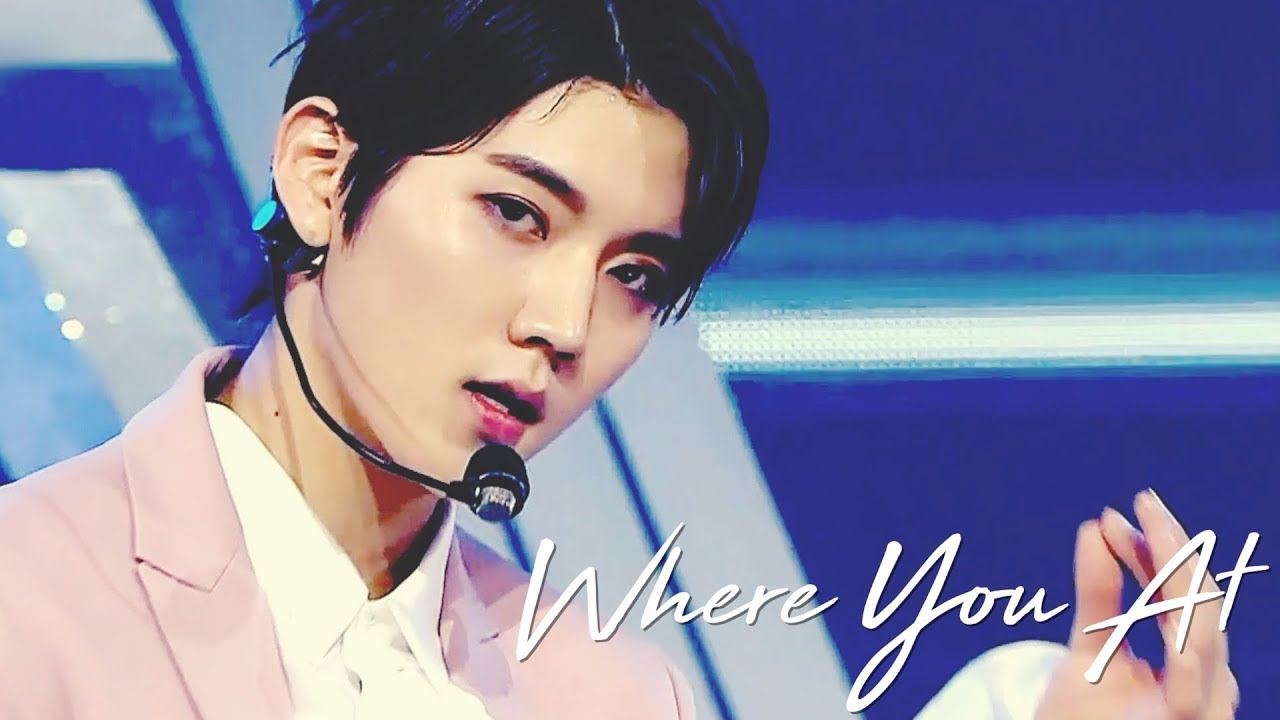 뉴이스트 W (NU'EST W) - WHERE YOU AT 교차편집 (stage mix)