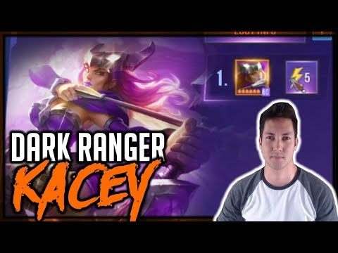 DARK RANGER (KACEY) REVIEW | SMASH OR PASS | Dungeon Hunter Champions