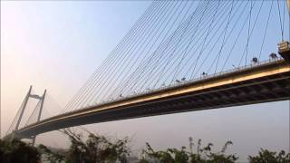 Kolkata Circular Railways: Howrah Bridge,Vidyasagar Setu,Ships & Many More