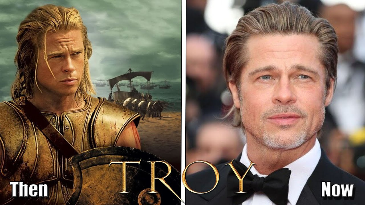 Troy 2004 Cast Then And Now 2020 Before And After Youtube