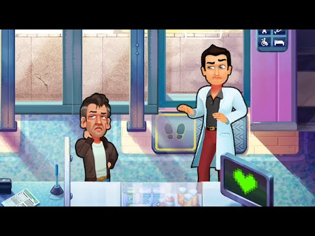 Heart's Medicine - Doctor's Oath #4 Level SHIFT 4 A Doctor's Responsibility 🎮 James Games