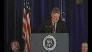 Banned Commercial - Bill Clinton Voodoo doll very funny