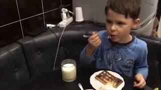 Кулинарный  ВЛОГ 🍴 Любимое Блюдо 🍝 Бельгийские Вафли 👌 Очень вкусный салат