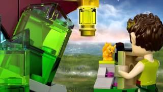 Lego Elves - 41076 Farran A Křišťálová Jáma