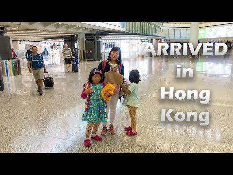 Arrived In HONG KONG - Royal Plaza Hotel
