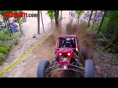 8 YEAR OLD CASH LeCROY SHOWS OFF THAT TURBO RZR HORSEPOWER
