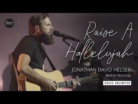 Raise A Halleluja LIVE - Jonathan David Helser & Amanda Lindsey Cook - Bethel Worship