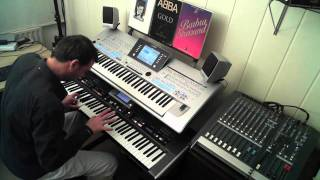 Solamente Una Vez You Belong To My Heart Performed On Yamaha Tyros 4 By Rico