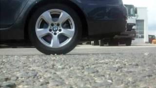 BMW 520D Reifen durchdrehen!!! thumbnail