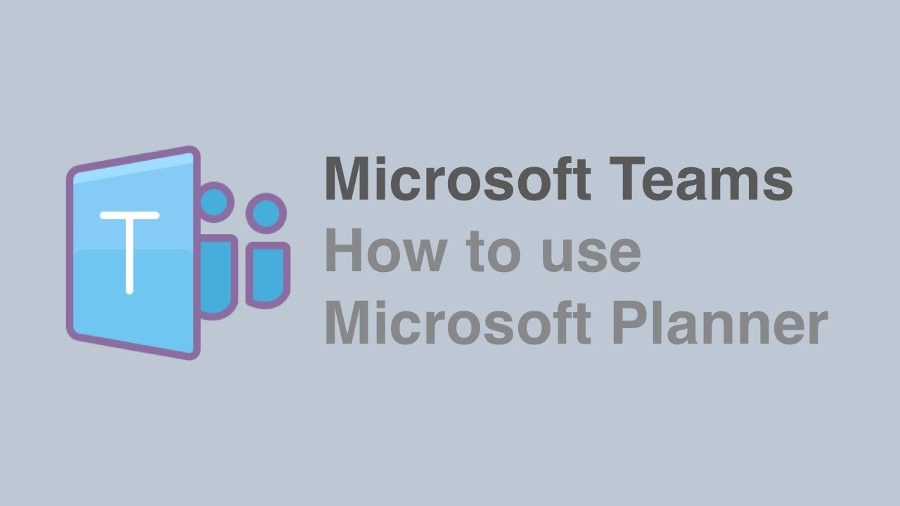 How to Use Planner with Microsoft Teams