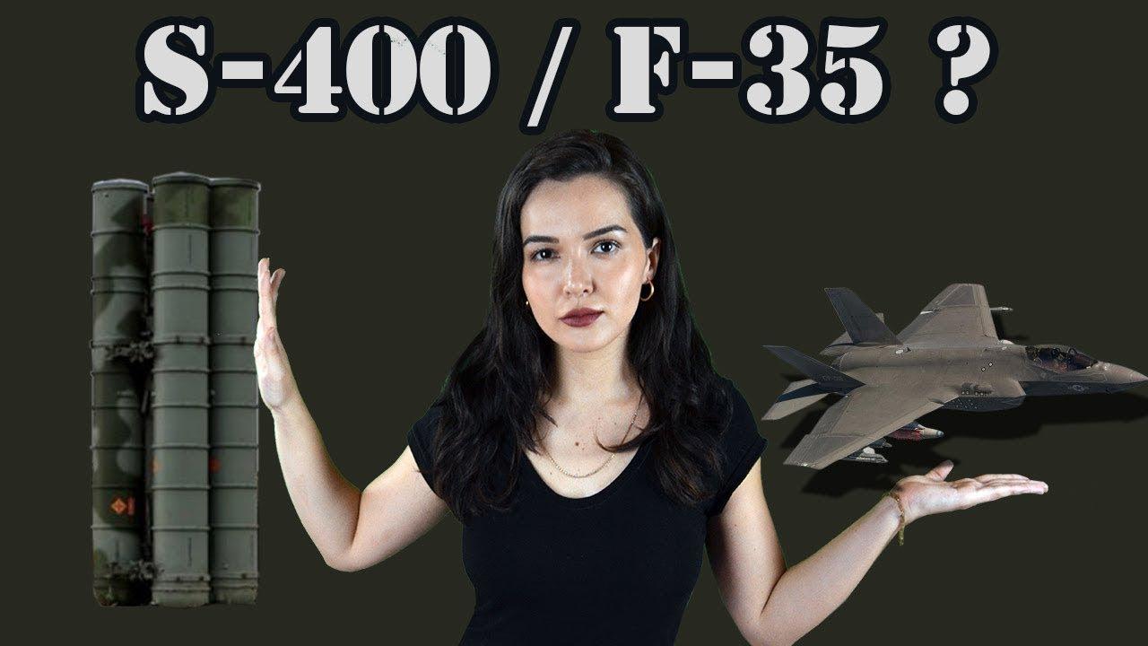 S- 400 / F-35 GERÇEKLERİ Nelerdir?