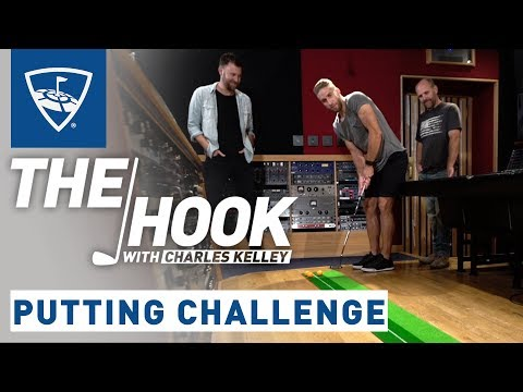 The Hook with Charles Kelley | Shawn Booth Putting Challenge | Topgolf