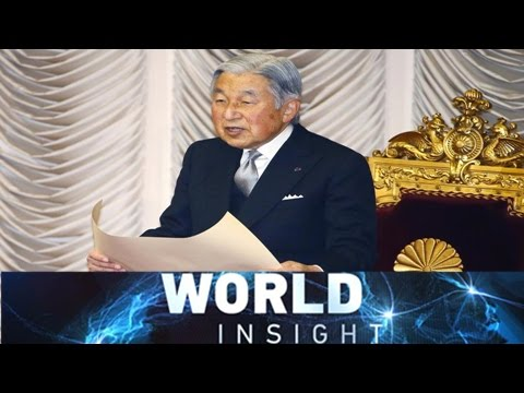 World Insight— Japanese Emperor address; Interview with Kaiser Kuo 08/11/2016