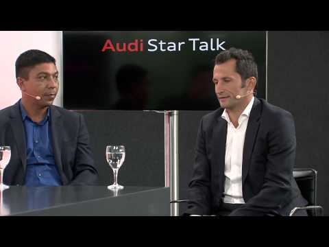 Audi Star Talk mit Giovane Élber & Hasan Salihamidžić - ganze Sendung