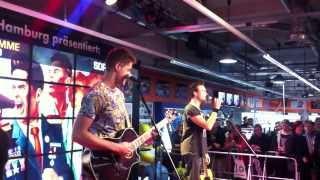 SDP Live in Hamburg SATURN 15.01.14