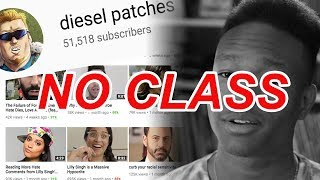NO CLASS: The Hypocrisy of Diesel Patches