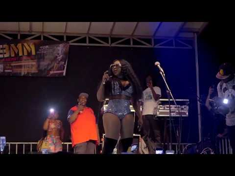 Spice Live in Newburgh, New York at Jam Fest 2017