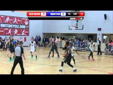 2014 Male National Championships - Manitoba vs New Brunswick - Classic Games