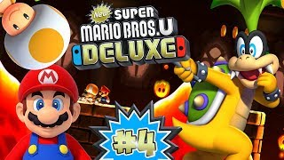 ABM: New Super Mario Bros U Deluxe!! Gameplay Walkthrough # 4 ᴴᴰ