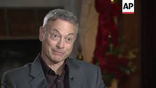 'Forrest Gump' star Gary Sinise inspires and entertains the troops