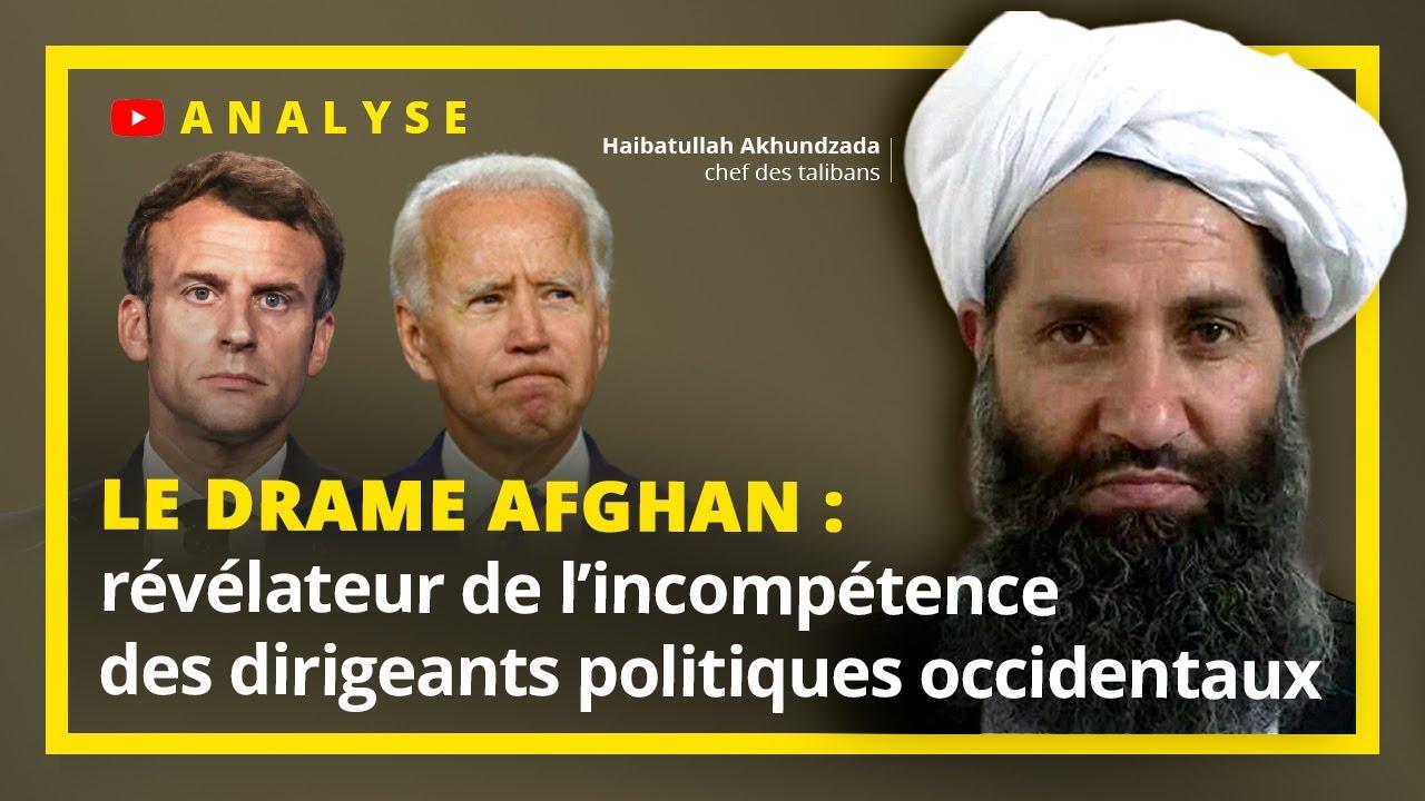 Download Le drame afghan : révélateur de l'incompétence des dirigeants politiques occidentaux