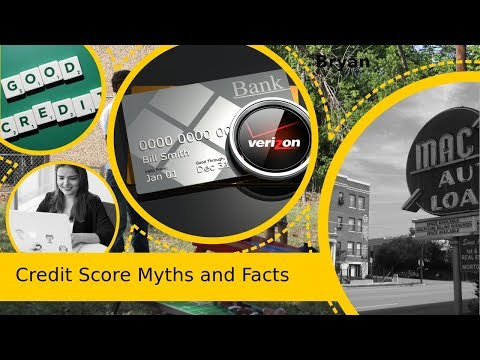 Bryan Texas Common Credit Misconceptions Credit Experts Secured Cards