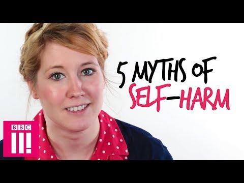 5 Myths About Self-Harm