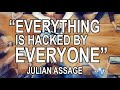 """NSA Hacked by Shadow Power Brokers? """"Everything is Hacked by Everyone"""" says Julian Assage"""