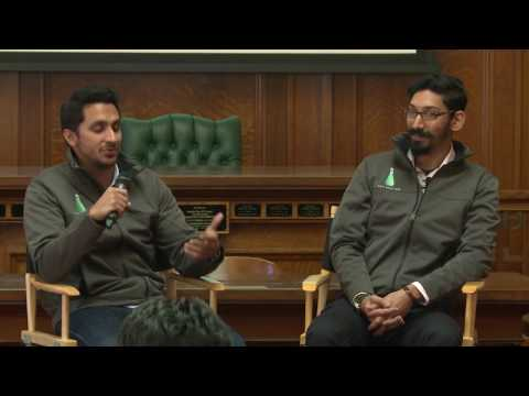 What's a Digital Product Agency? | S. Owais Ahmad & Corey Anand (West Agile Labs) @ Startup Grind