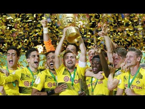 Highlights Borussia Dortmund DFB Pokal 2017 Alle Spiele alle Tore