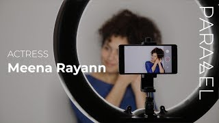 P4: The Actress That Emerged From Shyness-  Meena Rayann
