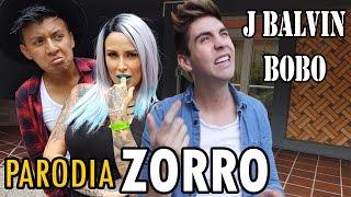 "J Balvin - Bobo PARODIA ""ZORRO"" ft Julio Pañi, Johann Vera | Smith Benavides"