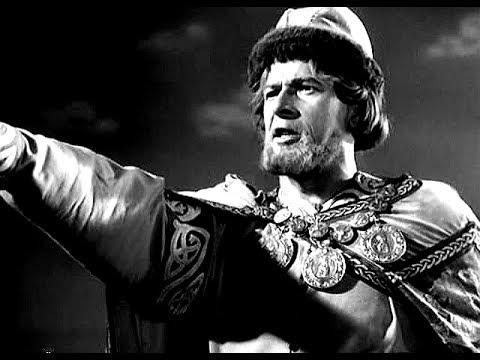 Sergej Ejzenštejn: Alexandr Nevski (1938)