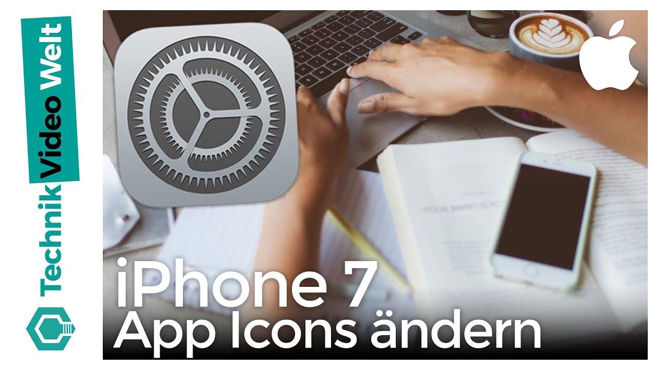 Icons ändern