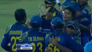 Stumped Kumar Sangakkara bowled Mahela Jayawardene thumbnail