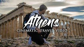Athens - Cinematic Travel Video