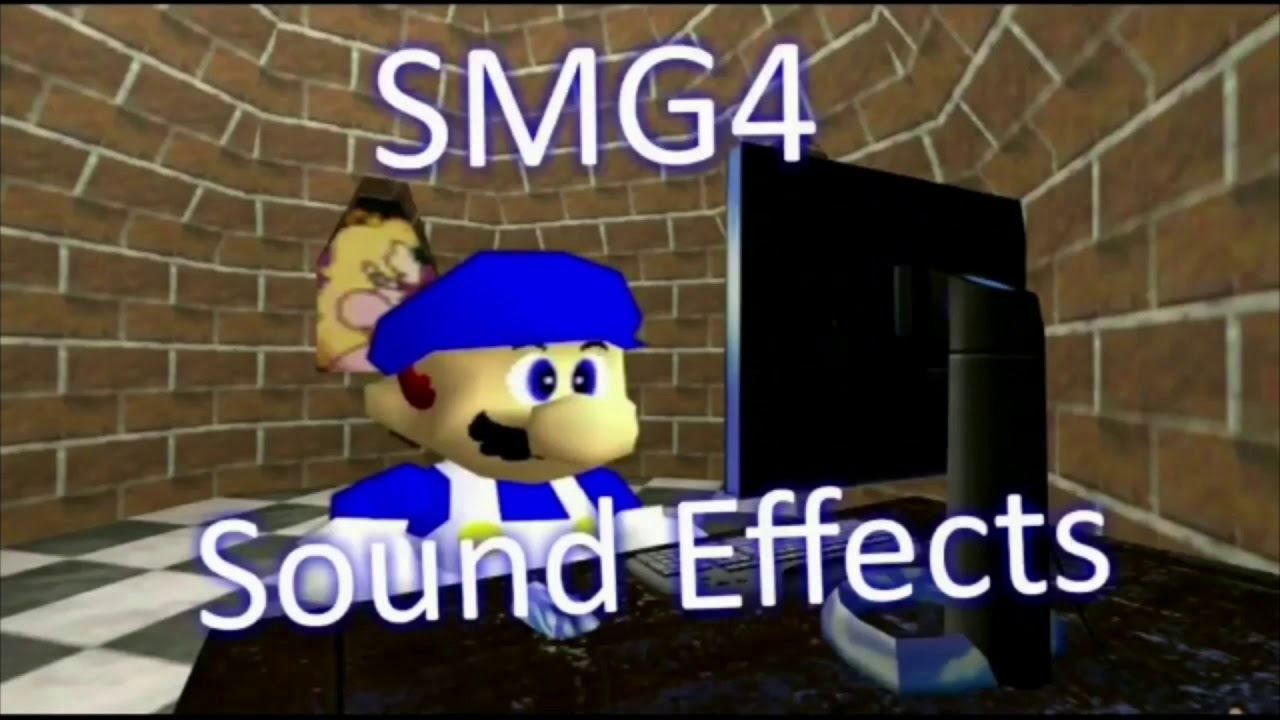 SMG4 SOUND EFFECTS - WHAT ARE YOU DOING IN MY SWAMP?! (8-Bit Susan)