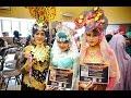 HiJab Modification & Presentation @Indonesian Fashion Show Hong Kong