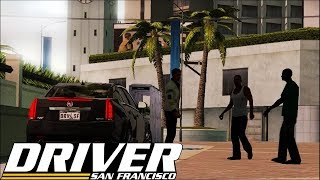 Doing City Activities - Driver San Francisco | Chapter 1 | Gameplay | #3