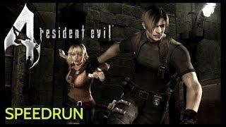 RESIDENT EVIL 4 - (PS4) SPEEDRUN PB ( 01:57'44)