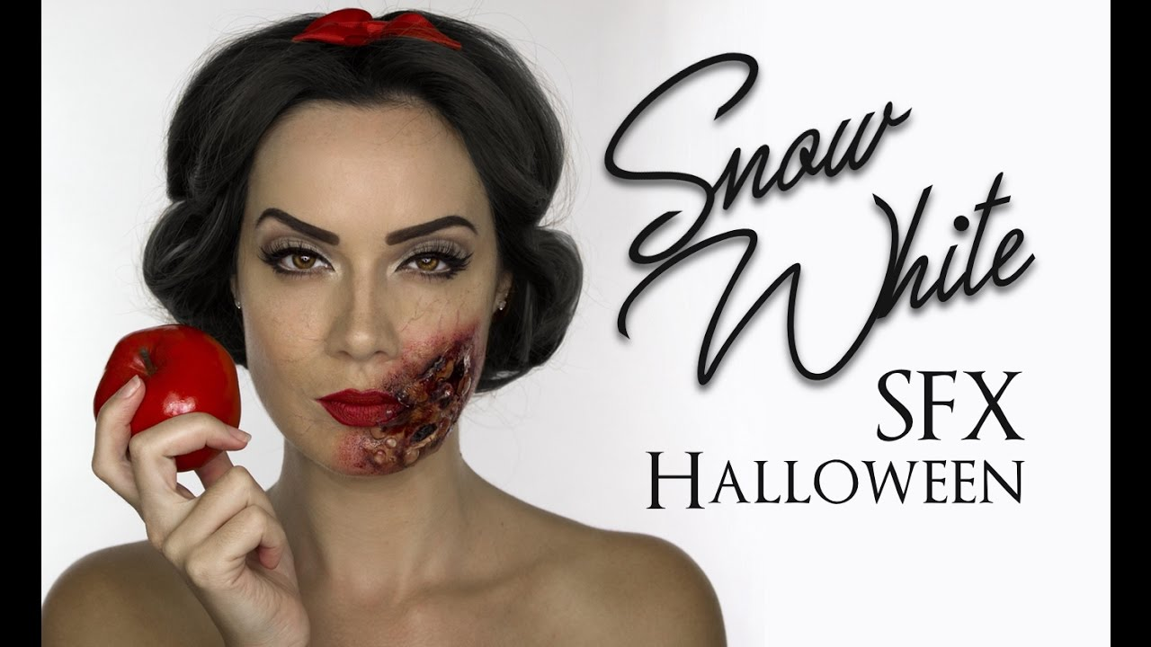 Snow White SFX MakeUp   Halloween Disney Princess   Shonagh Scott ...