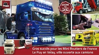 Gros succès pour les Mini Routiers de France