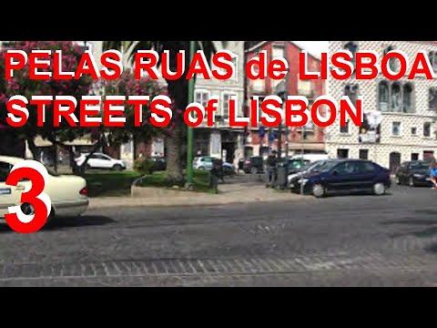 Lisboa , Pelas Ruas de Lisboa / ( Part III ) Streets of Lisbon , Portugal