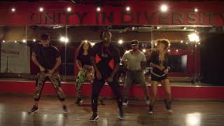 Zumba + Millennium Dance Complex 'Work' Choreography