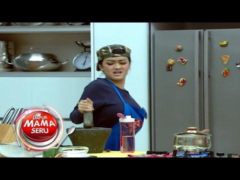 Dapur Mama Seru - Ep 25 - Julia Perez & Mama Sri Wulan vs Roro Fitria & Mama Elvina