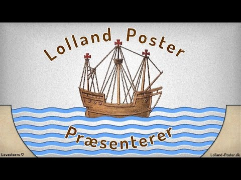 Lolland Poster trailer - Nysted, Danmark