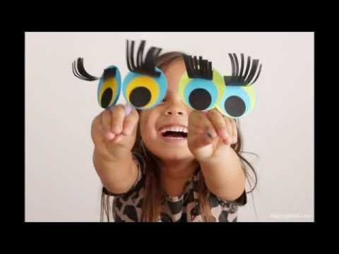 DIY Craft: How to make a Paper Hand Puppet