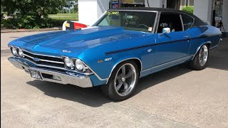 "Test Drive ""SOLD"" 1969 Chevelle Big Block $$25,900 Maple Motors"